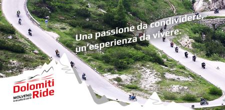 Yamaha Dolomiti Ride