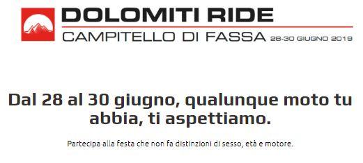 Dolomiti Ride 2019