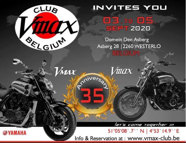 Yamaha Vmax Club Belgium